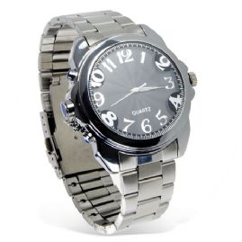 Stylish Spy Video Camera Watch שעון יד ים מצלמה