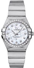 שעוני אומגה OMEGA CONSTELLATION 123.15.27.60.55.001