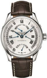 שעוני לונג'ין LONGINES Master Collection L2.717.4.71.3