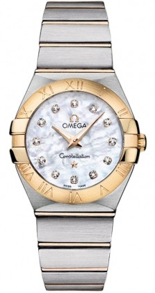 שעוני אומגה OMEGA CONSTELLATION 123.20.27.60.55.002