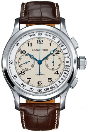 LONGINES SPORTS LEGENDS L2.730.4.11.0-שעוני לונג'ין