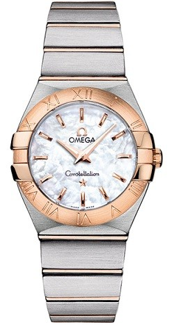 שעוני אומגה OMEGA CONSTELLATION 123.20.27.60.05.001