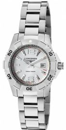 שעוני לונג'ין LONGINES HydroConquest womens L3.247.4.76.6